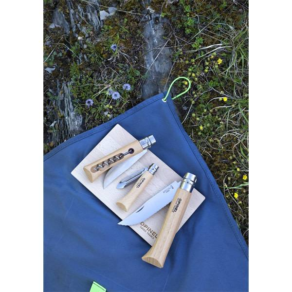 Opinel Outdoor cooking set - 5 delig - Nomad