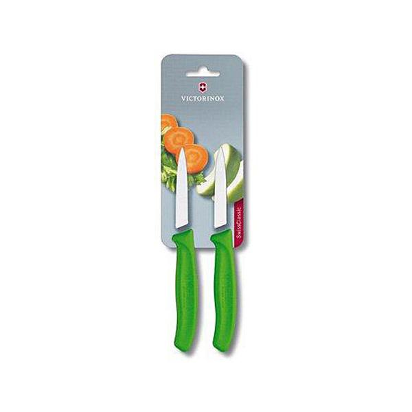 Victorinox Victorinox - Groente schilmes - 2 delige set - groen