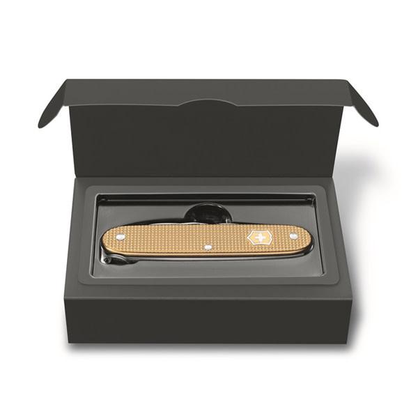 Victorinox Victorinox - Pioneer - Alox - limited edition 2019 - champagne