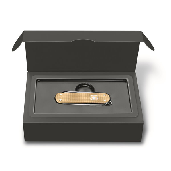 Victorinox Victorinox - Classic - Alox- limited edition 2019 - champagne