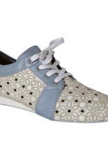 Top Tanz -  Lion 4214 -  Beige/blauw - sneaker