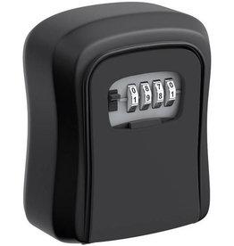 Basi Basi - sleutelkluis - zwart - cijfercode