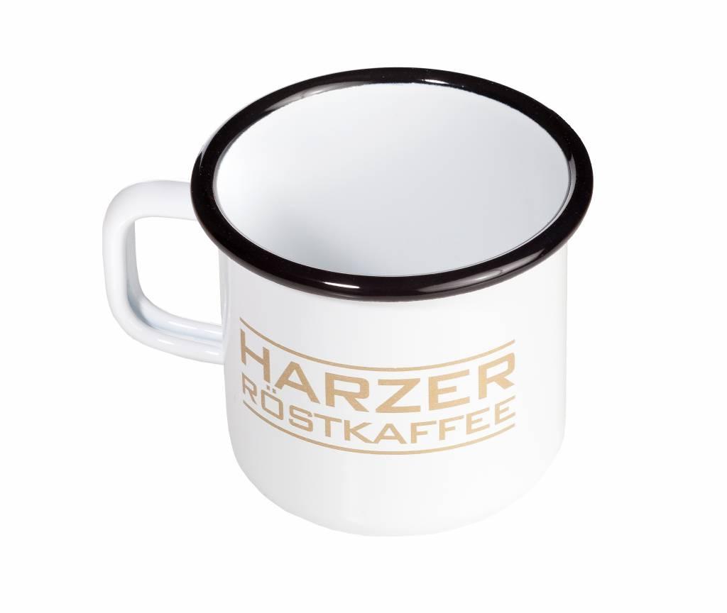 Emaillebecher Harzer Röstkaffee