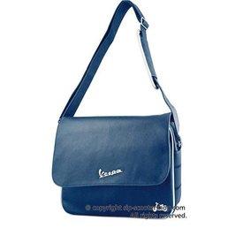 Vespa, Shoulder Bag FORME Simil Pelle, Blue, VPSC27