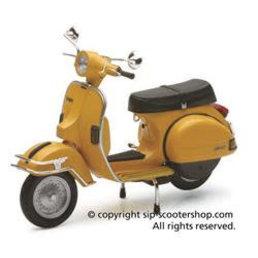 Model FORME Vespa P200E 1978, yellow, SS42213G