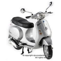 Model VESPA LX125 (2005), silver, 33866024