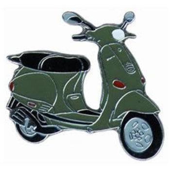 Pin Vespa ET2/ET4,  green, PIN0635