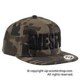 "Cap ""CLASSIC VESPA"", camouflage,"