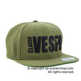 """Cap """"CLASSIC VESPA"""", olive"""