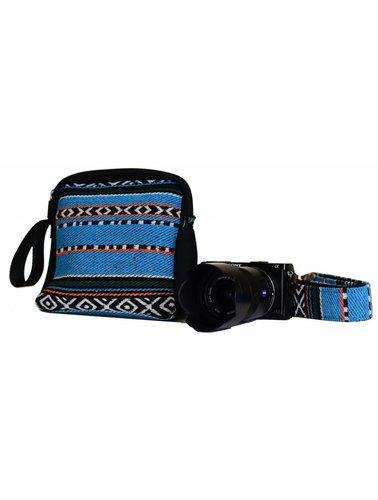 Kleine camera zak