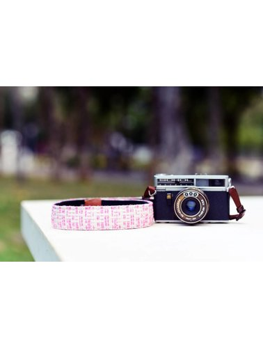 Pinky camera riem