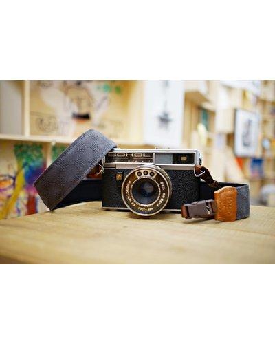 Donkergrijs camerariem