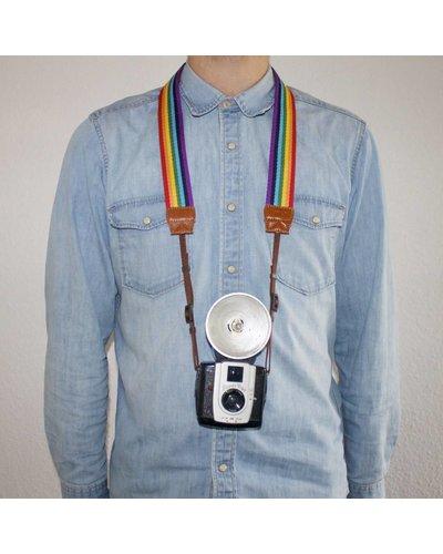 Regenboog kekke camerariem