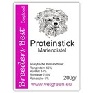 Breeders Best Protein Stick & Milk Tistle 200g.