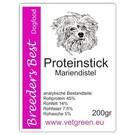 Breeders Best Protein Sticks & Mariendistel 200g.