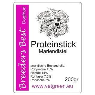 Breeders Best Proteinstick & Mariendistel 200g.