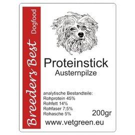 Breeders Best Protein Sticks & Austenpilz 200g.