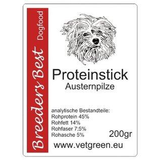 Breeders Best Protein Sticks & Auternpilz 200g.