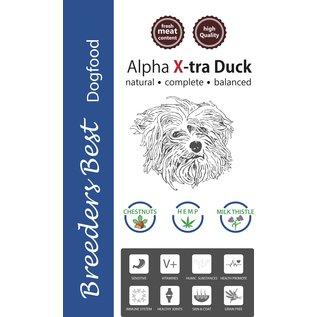 Breeders Best Alpha X-tra Duck 10kg oder 2,5 kg