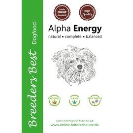 Breeders Best Breeders Best Alpha Energy 10kg oder 2,5 kg