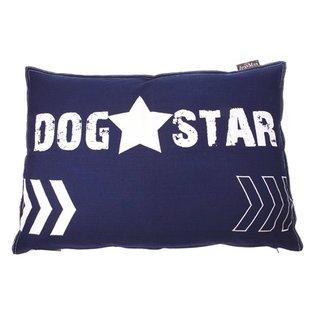 LEX & MAX LEX & MAX rectangle Dogstar 100x70 cm Darkblue