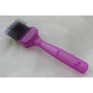 ActiVet Pro Brush stark lila 4,5cm