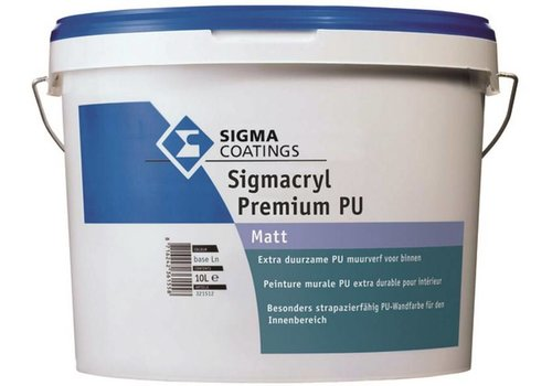 Sigma Sigmacryl Premium PU Matt