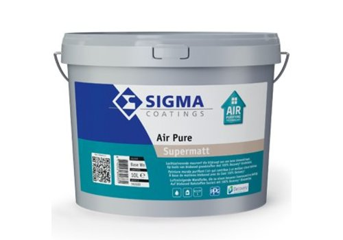 Sigma Sigma Air Pure Supermatt
