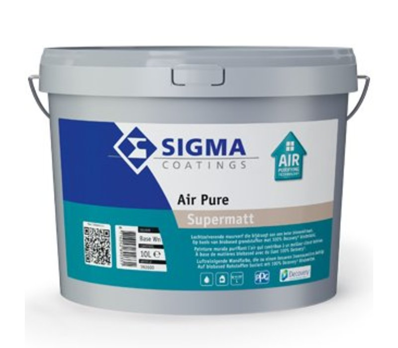 Sigma Air Pure Supermatt