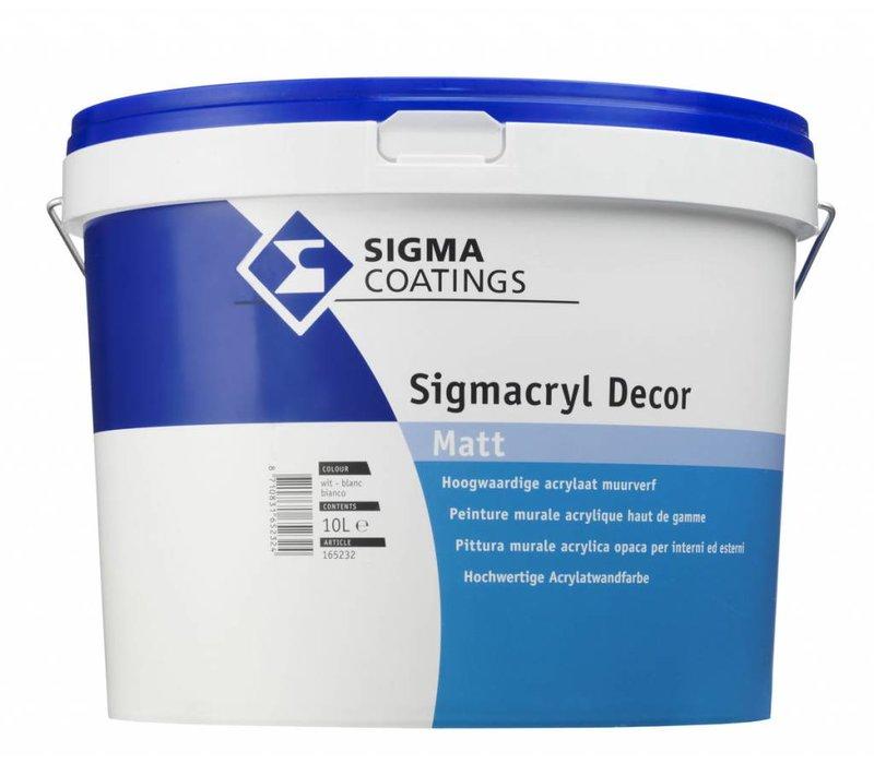 Sigmcryl Decor Matt