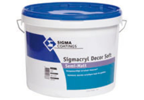 Sigma Sigmacryl Decor Soft