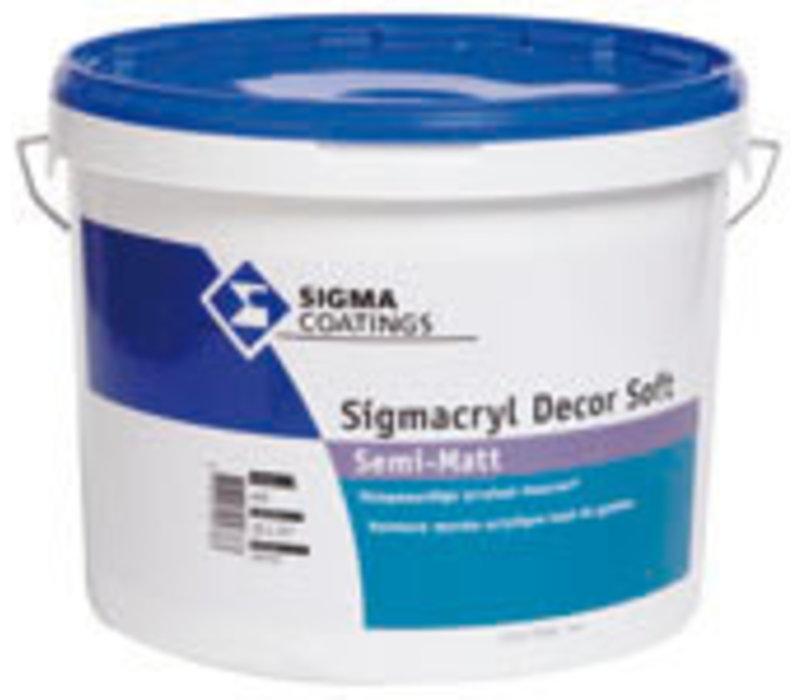 Sigmacryl Decor Soft