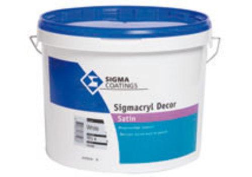 Sigma Sigmacryl Decor Satin