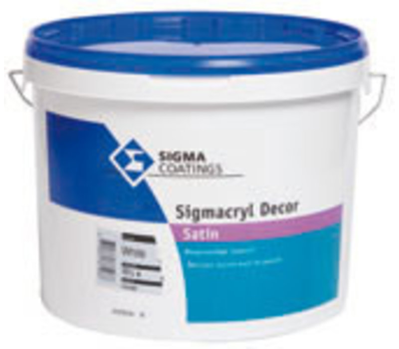 Sigmacryl Decor Satin
