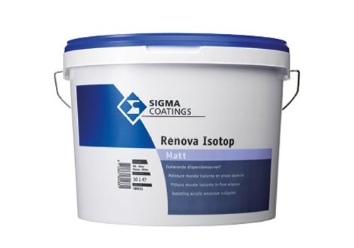 Sigma Sigma Renova Isotop matt