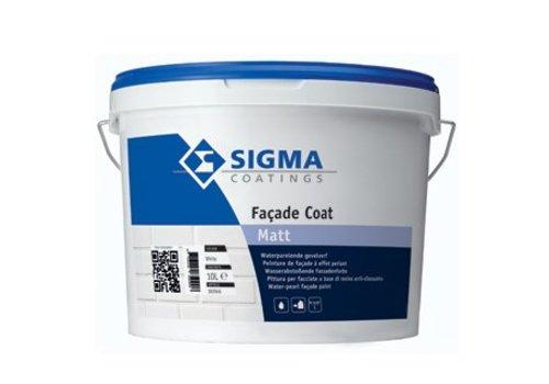 Sigma Sigma Facade Coat Matt