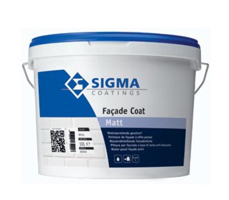 Sigma Facade Coat Matt
