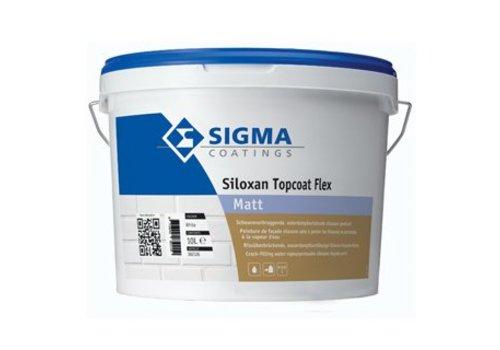 Sigma Sigma Siloxan Topcoat Flex Matt