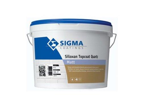 Sigma Sigma Siloxan Topcoat Quartz Matt