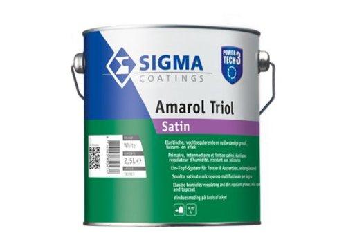 Sigma Sigma Amarol Triol Satin