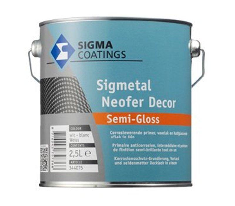 Sigmetal Neofer Decor Semi-Gloss