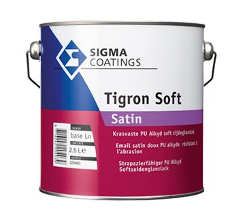 Sigma Tigron Soft Satin