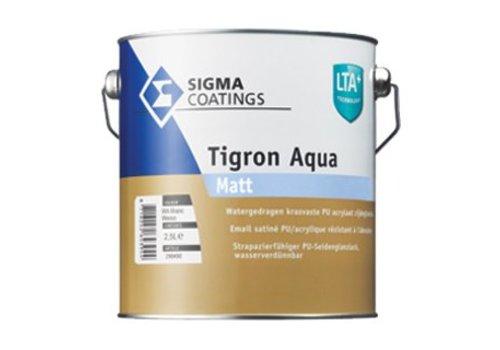 Sigma Sigma Tigron Aqua Matt
