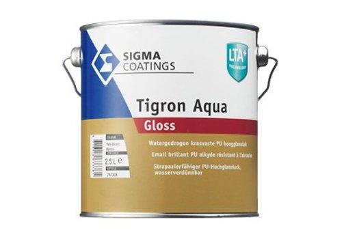 Sigma Sigma Tigron Aqua Gloss