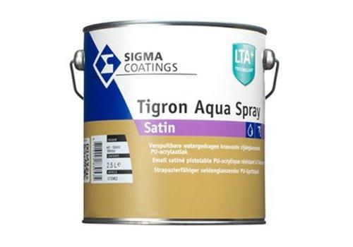 Sigma Sigma Tigron Aqua Spray Satin