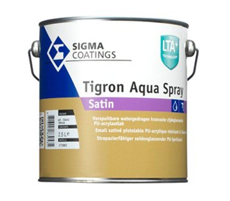 Sigma Tigron Aqua Spray Satin