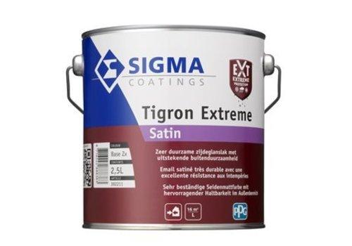Sigma Sigma Tigron Extreme Satin