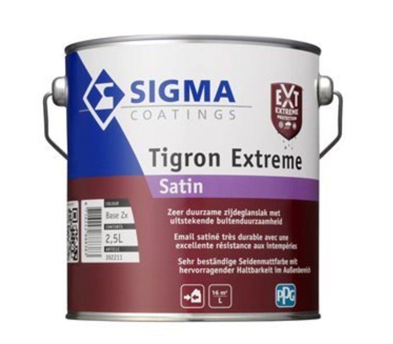 Sigma Tigron Extreme Satin