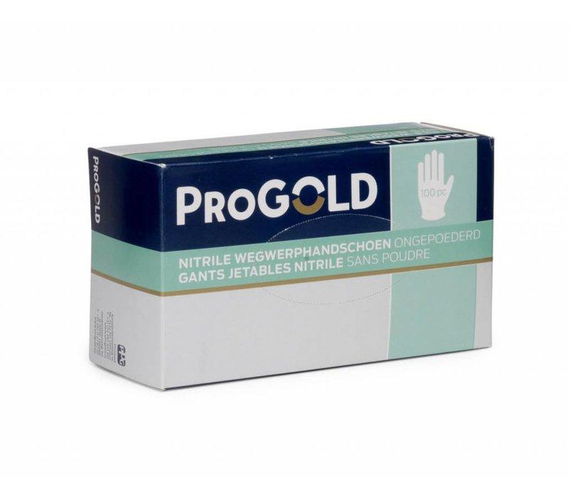 ProGold Wegwerphandschoen Nitril