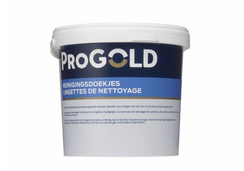 ProGold ProGold Cleaning Wipes